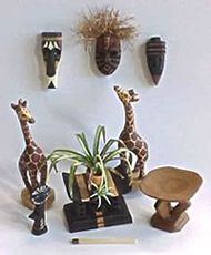 Miniatures out of Africa