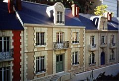 French Miniature Houses